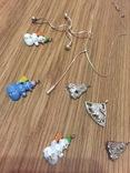 10  серебряных украшений, фото №6