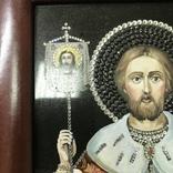 Современная Икона Святой князь Александр Невский, фото №11