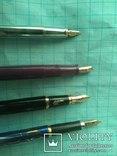 4 чернильных авторучки, фото №4