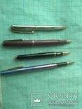 4 чернильных авторучки, фото №3