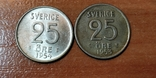 Две монеты Швеции, фото №2