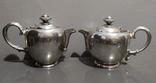 Чайный Сервиз серебро, фото №3