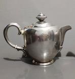 Чайный Сервиз серебро, фото №5