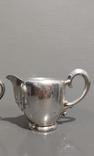 Чайный Сервиз серебро, фото №8