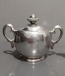 Чайный Сервиз серебро, фото №9