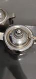 Чайный Сервиз серебро, фото №13