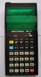 Микрокалькулятор Электроника МК 61, фото №5