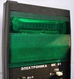 Микрокалькулятор Электроника МК 61, фото №8