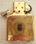 """Зажигалка """"Zippo Jack Daniel""""s"""" 2003 года., фото №11"""