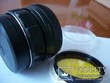 Объектив гелиос-44-м-4 светофильтр и передняя крышка, фото №2