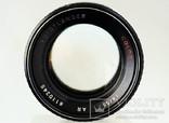 Светосильный объектив, Voigtlander Color-Ultron 1,4/55 AR Rolleiflex QBM байонерт, фото №3