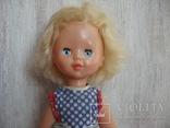 Кукла СССР на резинках 50 см, фото №3