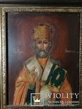 Икона святой Николай Чудотворец, фото №5