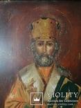 Икона святой Николай Чудотворец, фото №3