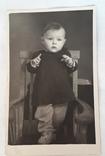 """Фотография детская """"На стульчике"""" (8.7*13.5), фото №2"""