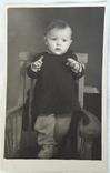 """Фотография детская """"На стульчике"""" (8.7*13.5), фото №3"""
