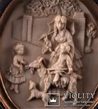 Картина Рельеф -Античный сюжет- Англия, фото №3