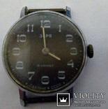 Часы Заря 19 камней, механика, Сделано в СССР., фото №4