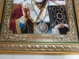 Икона Николая Чудотворца. Современная, фото №4