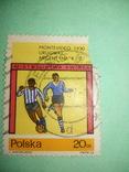 Марка Польши футбол, фото №2