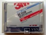 Кассета картридж стримера 120 Мб, фото №2