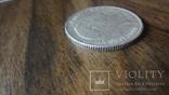 1  ригсдаллер 1855  Дания  серебро   (Лот.1.18)~, фото №7