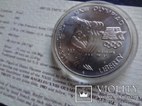 1 доллар 1982 S США серебро, фото №3