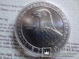 1 доллар 1982 S США серебро, фото №4