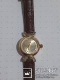 Золотые часы Continent, рабочие., фото №3