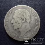 2 песеты 1882 Испания  серебро   (е.5.3)~, фото №5