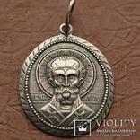 Иконка св.Николай, фото №2