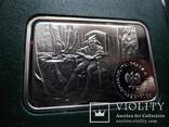 20 злотых 2002  Польша серебро, фото №7