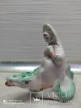 Статуэтка Дарья на драконе, фото №5