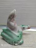 Статуэтка Дарья на драконе, фото №6