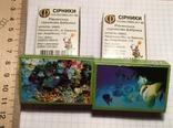Коллекционные спички, Ровненская спичечная фабрика / 4 коробки, фото №4