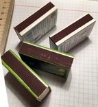 Коллекционные спички, Ровненская спичечная фабрика / 4 коробки, фото №5
