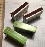 Коллекционные спички, Ровненская спичечная фабрика / 4 коробки, фото №6