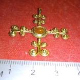 Реплика- копия Крест Византия, фото №3