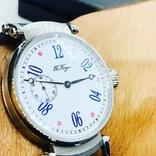 Часы Павел Буре (марьяж часов Молния 3602) нерж., фото №3