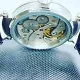 Часы Павел Буре (марьяж часов Молния 3602) нерж., фото №4