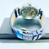 Часы Павел Буре (марьяж часов Молния 3602) нерж., фото №5