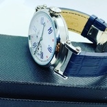 Часы Павел Буре (марьяж часов Молния 3602) нерж., фото №6