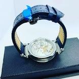 Часы Павел Буре (марьяж часов Молния 3602) нерж., фото №7