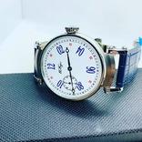 Часы Павел Буре (марьяж часов Молния 3602) нерж., фото №8