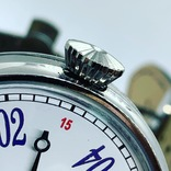 Часы Павел Буре (марьяж часов Молния 3602) нерж., фото №9