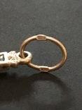 Крестик на цепочке, фото №8