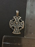 Крестик на цепочке, фото №6