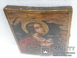 Икона Мария Магдалена 340мм.Х 260мм, фото №3