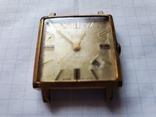 """Часы""""SLAVA"""",21 jewels,Au20., фото №3"""