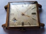 """Часы""""SLAVA"""",21 jewels,Au20., фото №4"""